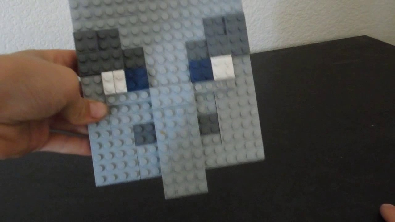 Pixelated Lego Minecraft (8) (Vindicator Mob)