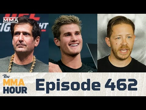 The MMA Hour: Episode 462 (w/ Sage Northcutt, Brandon Gibson, Ray Longo)