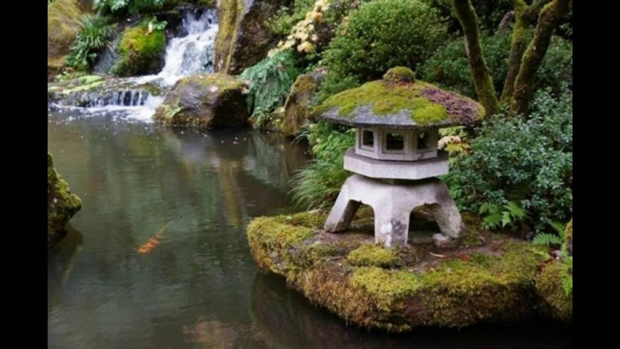 decoracion de jardn japons espacio tranquilo en casa