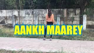 AANKH MAAREY    DANCE CHOREOGRAPHY    REETI GAONKAR