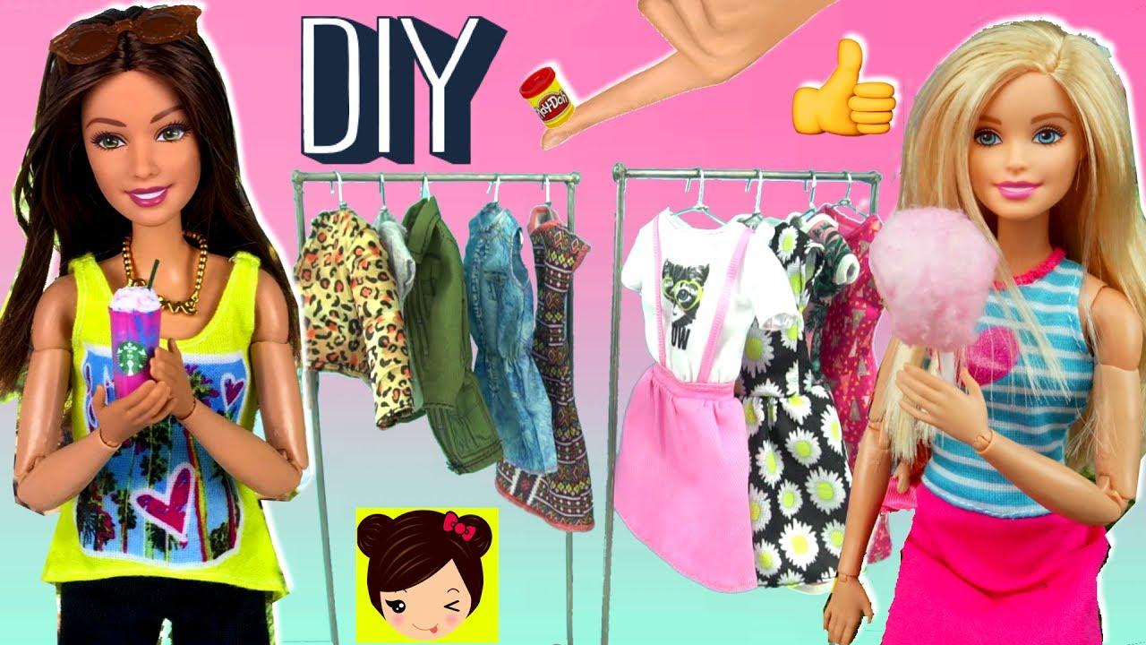 Manualidades Faciles Para Munecas Barbie Recopilacion De Los