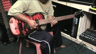 "Music Malaysia - VOSTOK ""The Lady"" Electric Guitar Demonstration"
