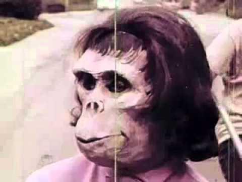 """One Got Fat - Creepy Health """"Educational"""" Propaganda Film 1963"""