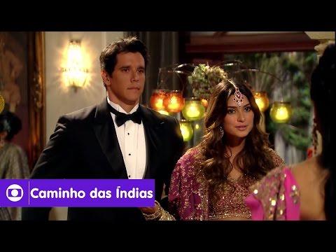 Caminho das Índias: capítulo 145 da novela, sexta, 12 de fevereiro, na Globo