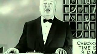 Alfred Hitchcock Presents trailer