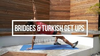 Bridges & TGUs // FIT Happy Hour Movement Demo