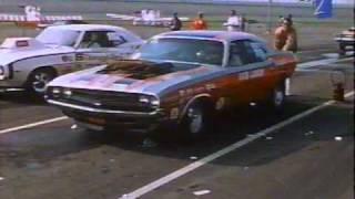 70s Drag Racing