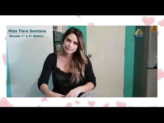 Regala Ternura, Receta Día de la Madre 1 a 4 básico, Pumahue Chicauma