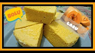 Resep Bolu Labu Kuning Kukus Lembut &amp Anti Gagal