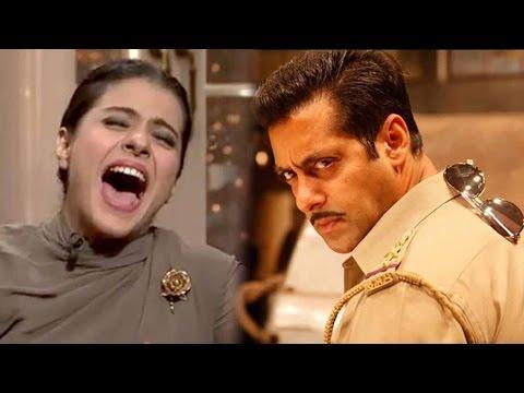 Dabangg 3 : Kajol to play Salman Khan's...