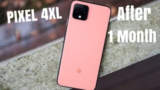 Pixel 4XL Review After 1 Month!