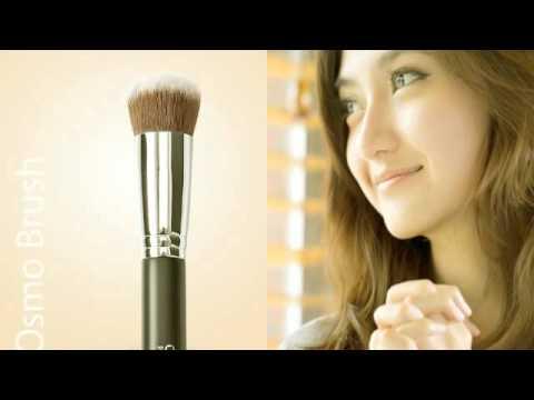 專業彩妝刷具7件組 【Osmo 我思美 】 彩妝刷 / 化妝刷 / 刷具 - 乾濕兩用