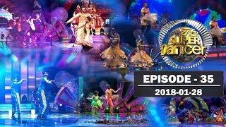 Hiru Super Dancer | Episode 35 | 2018-01-28 Thumbnail
