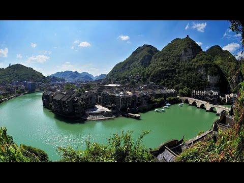 Zhenyuan Ancient Town