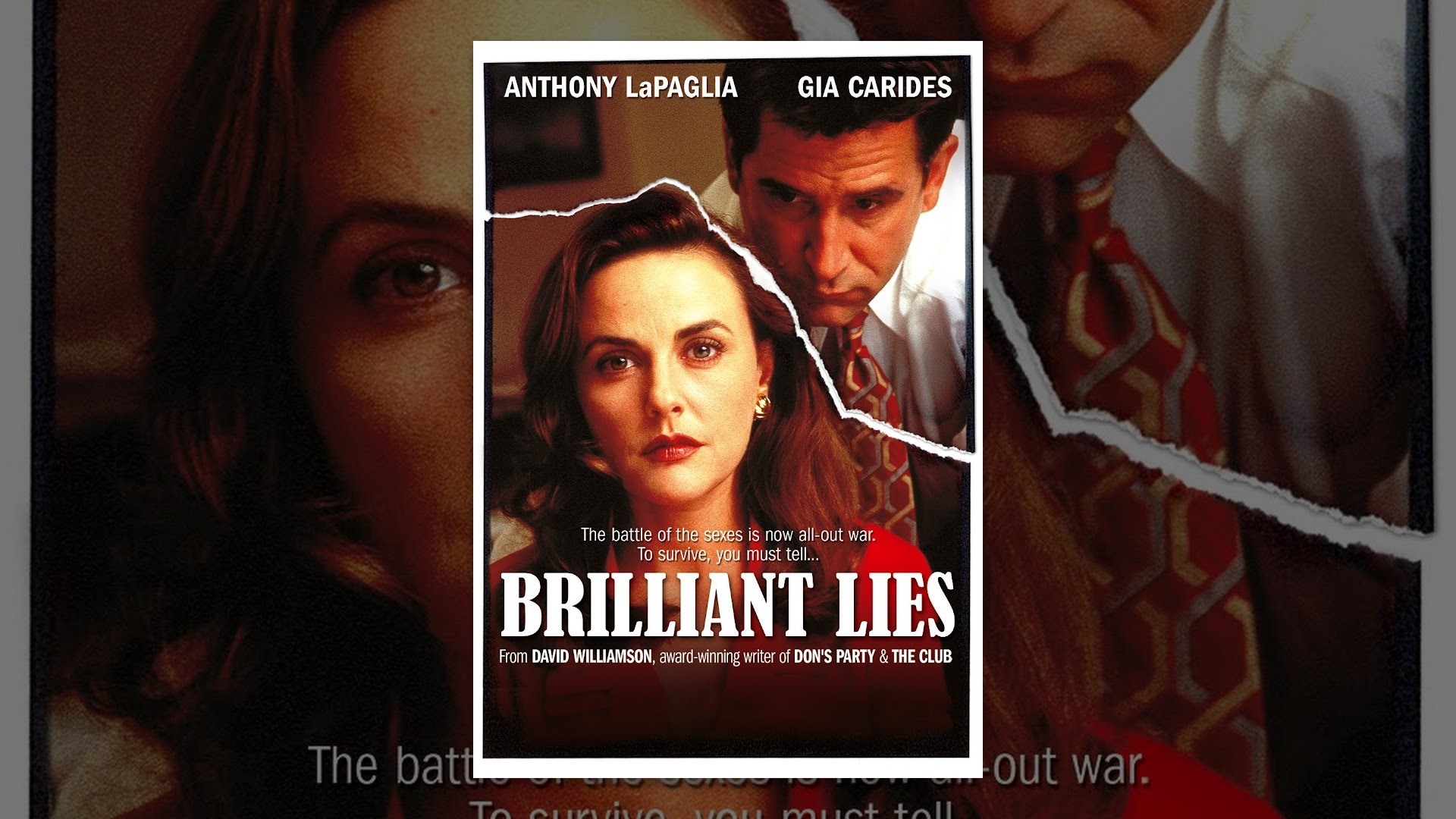 brilliant lies Booktopia has brilliant lies, plays by david williamson buy a discounted paperback of brilliant lies online from australia's leading online bookstore.