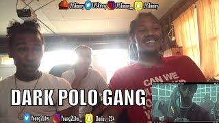 DARK POLO GANG - SPORTSWEAR (Prod. by Sick Luke)(Reaction Video)