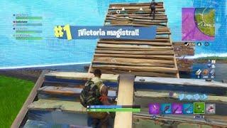 Fortnite_se le cae la conexion y nos quedamos 3 q grande equipo