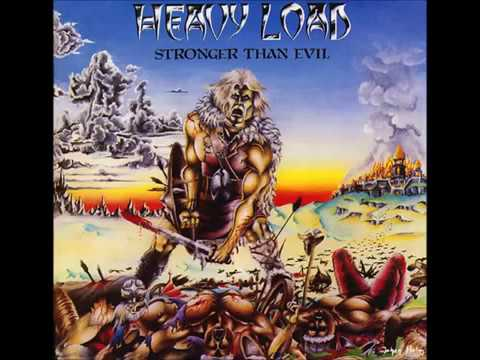 Heavy Load - Stronger Than Evil (1983)