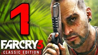 COME TUTTO È INIZIATO!! - FAR CRY 3 Classic Edition [Walkthrough Gameplay ITA HD - PARTE 1]
