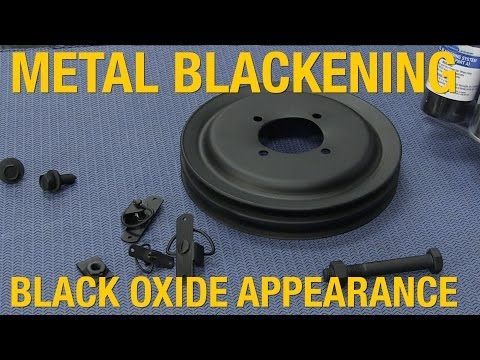 how-to-achieve-oem-black-oxide-coating-appearance---metal-blackening-system-from-eastwood