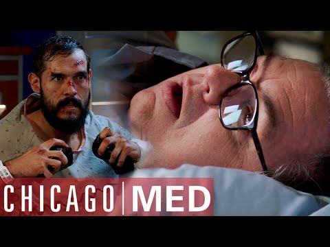 Past Demons Haunt Dr Charles | Chicago Med