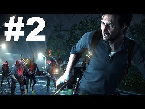 THE EVIL WITHIN 2 part 2 livestream gameplay