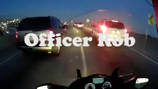Why Do Cops Touch Your Car During A Traffic Stop?