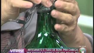 Enfeites de Natal: Aprenda a decorar com garrafas de pisca-piscas (27/11) thumbnail