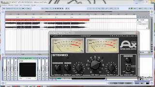 Como masterizar con Waves(Español) - Aphex Vintage aural exciter