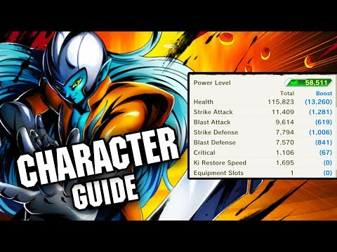 EVERYTHING YOU NEED TO KNOW ABOUT YOUR CHARACTERS IN DRAGON BALL LEGENDS! | GUIDE