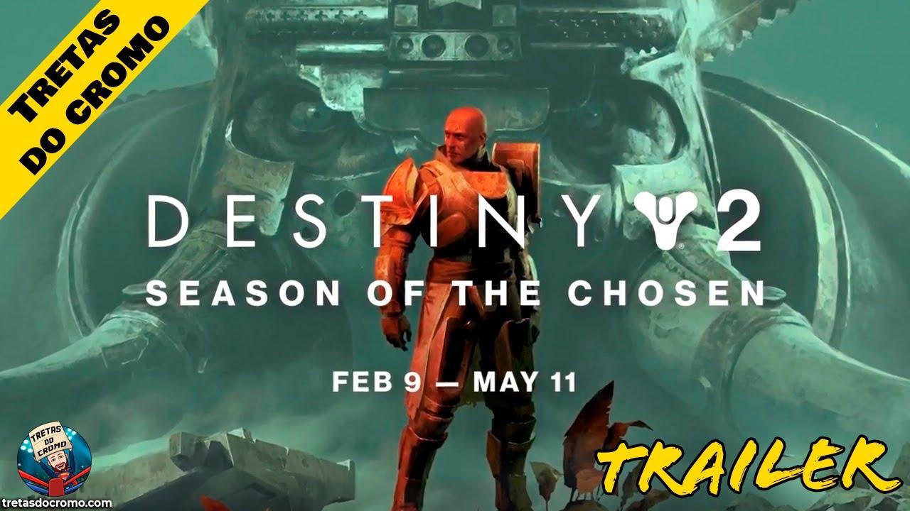 Destiny 2: Beyond Light - Temporada do Chosen | Trailer