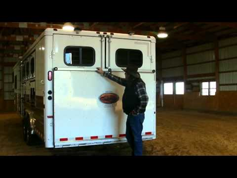 Trailer ramps ! Good ? ,.. Bad ?,.. Only you and your Horse can decide this one ! stall13.com videos
