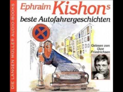EPHRAIM KISHON's Beste Autofahrergeschichten (CD1)
