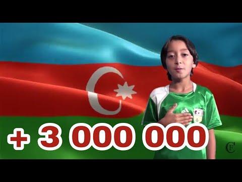 Canbala Futbol klubunun üzvleri Azerbaycan Himni oxudular