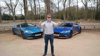 My Friend Bought Two Aston Martins