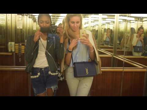 WELCOME TO RIGA  ONLY BLACK GIRL IN THE CITY!  VLOG EPISODE 6  TONIQUE CAMPBELL