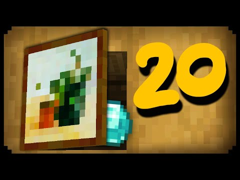 ✔ 20 Build Hacks For New Players In Minecraft