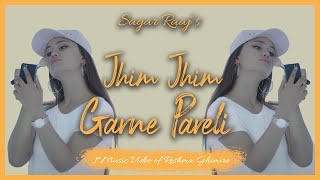 Jhim Jhim Garne Pareli - Sagar Raaj Ft. Reshma Ghimire   Official Music Video
