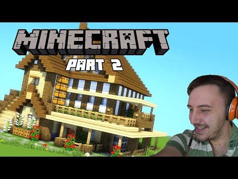 Building My House in Minecraft | Part 2