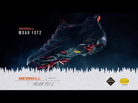 Merrell Moab FST 2 | Product Video