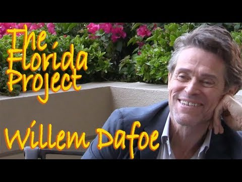 DP/30: The Florida Project, Willem Dafoe