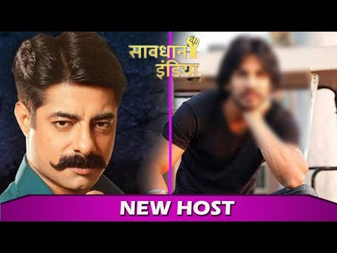 Savdhaan India: This Actor Replaces Sushant Singh As Host   Star Bharat