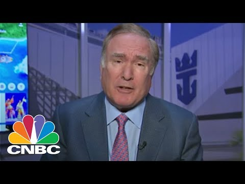 Royal Caribbean CEO: Bullish on China | Mad Money | CNBC