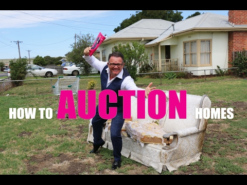 SO YOU WANNA BE A REAL ESTATE AUCTIONEER ? 94