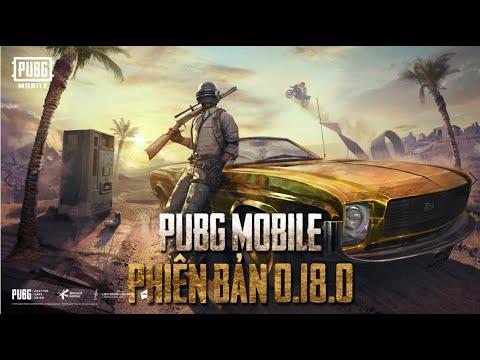 PUBG MOBILE VN Cập Nhật 0.18.0 - Royale Pass 13, Miramar 2.0, Win94 Gắn Scope, Súng Mới P90