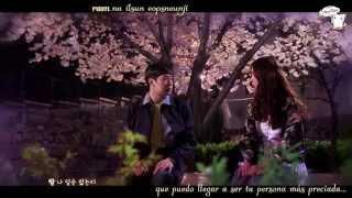 MV Ost The Girl Who Sees Smells - Again Today - Gemini (Español+Karaoke)
