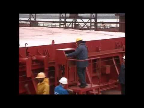 hatch cover ultrasonic test of ship