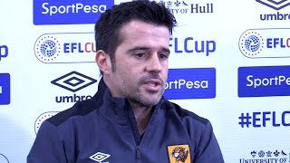 Marco Silva Full Pre-Match Press Conference - Manchester United V Hull - EFL Cup