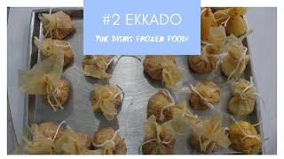 IDE BISNIS FROZEN FOOD # 2: EKKADO