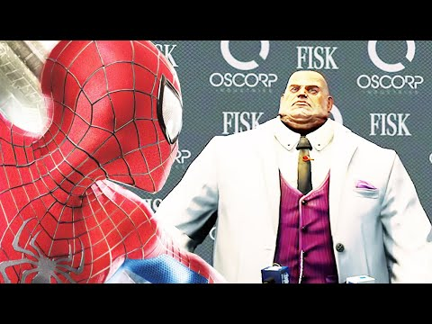 УИЛСОН ФИСК И ОСКОРП !? Володя в Удивительный Человек Паук 2 на Прохождение The Amazing Spider Man 2